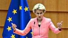 L'eurodeputato di destra attacca Ursula von der Leyen. Lei lo zittisce