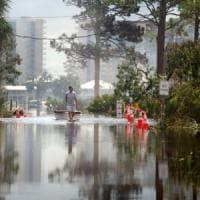 Usa, tempesta Sally accelera: dopo Florida e Alabama allagamenti e distruzione in...