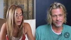 Jennifer Aniston e Brad Pitt, la reunion a 15 anni dal divorzio: 'Ciao, tesoro'