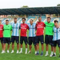 Serie C, la Giana Erminio presenta le nuove maglie