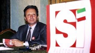 Mario Segni: stavolta invece dico di no