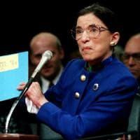 Usa, addio a Ruth Bader Ginsburg, giudice icona liberal della Corte Suprema. Le sue...