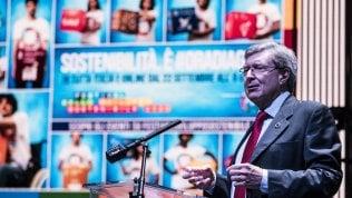 """Enrico Giovannini: """"Portare l'Italia allo sviluppo sostenibile. L'occasione è adesso"""""""