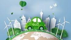 """Idea green, omologate le prime auto """"trifuel"""", ibride a gas naturale e biometano"""