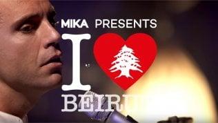 Mika, su YouTube il concerto per Beirut con Laura Pausini & Co.