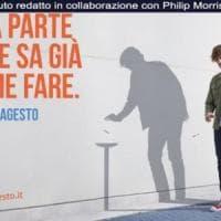 Philip Morris Italia lancia a Roma la campagna nazionale #cambiagesto