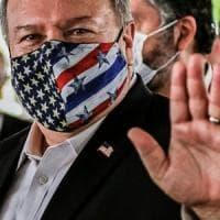 """Iran-Usa, Pompeo: """"Sanzioni Onu tornano in vigore"""". E minaccia di punire chi non le..."""