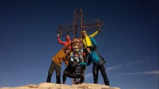 Va' Sentiero, l'avventura di sette amici lungo il trekking più lungo del mondo Foto