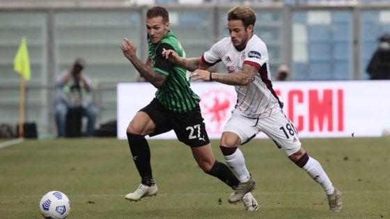 Sassuolo-Cagliari 1-1, Bourabia replica a Simeone - la Repubblica