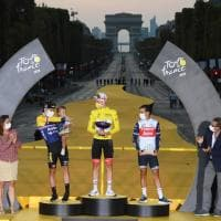 Tour de France, Parigi incorona Pogacar