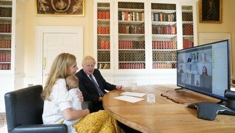 Polemica sul viaggio segreto di Johnson in Italia. Ma Downing Street smentisceIl giallo del weekend di Boris a Perugia