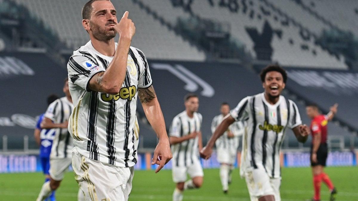 Pirlo parte bene: Juventus-Sampdoria 3-0