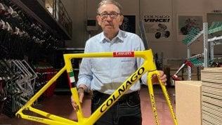 """Ernesto Colnago: """"Il mio Tour a 88 anni. Fabbrico bici e sogni"""""""