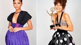 Da Zendaya a Jennifer Aniston: tutti i look indossati dalle star agli Emmy Awards
