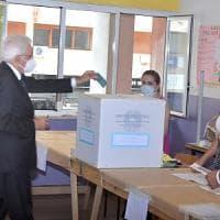 Elezioni, bene l'affluenza nonostante la paura del virus