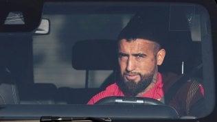 Conte abbraccia Vidal, così il cileno cambia la squadradi FRANCO VANNI
