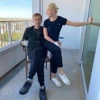 """Il post d'amore di Navalnyj alla moglie: """"Grazie di avermi salvato"""""""