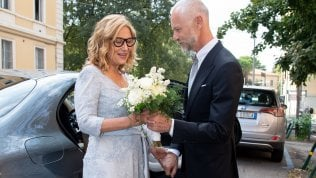 Nicoletta Mantovani ha sposato Alberto Tinarelli
