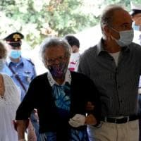 """Referendum, nonna Lisa vota a 109 anni a Città di Castello: """"Un dovere, le regole si..."""
