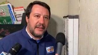 Salvini al citofono, sanzionato il carabiniere: tramite nella ricerca della casa del presunto pusher