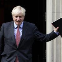 """È un giallo il viaggio di Boris Johnson a Perugia. Londra: """"È un falso"""""""