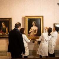 Svelate le tracce submillimetriche della pittura di Raffaello