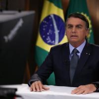 """Amazzonia e Covid, Bolsonaro all'Onu si autoassolve: """"Vittime di istituzioni int..."""