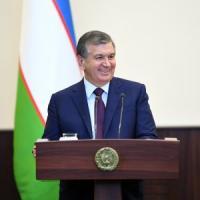 """Uzbekistan, il presidente Mirziyoyev all'Onu: """"Il nostro impegno per le riforme non si..."""
