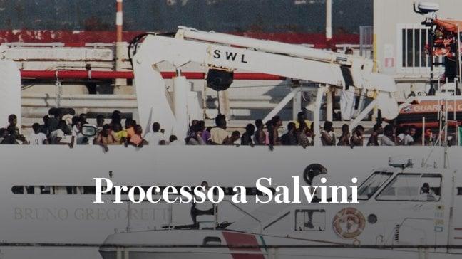 Storia della nave Gregoretti, del suo carico di migranti e dei cinque giorni in cui il leader della Lega sospese la legge del mare e il diritto internazionale