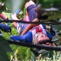 Mondiali di ciclismo, terribile caduta per Chloe Dygert