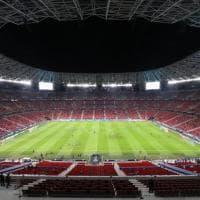Budapest, Uefa apre stadio ai tifosi; in 16 mila per la Supercoppa tra Bayern e Siviglia