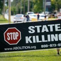 Usa, eseguita prima condanna morte federale di afroamericano