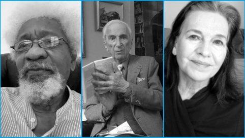 Le Conversazioni Volume 20Wole Soyinka, Gay Talese e Louise Erdrich leggono Marvell, Scott Fitzgerald e Harjo