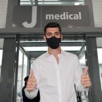 Juventus, Morata: