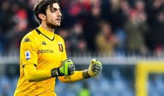 Genoa, Perin positivo al Covid: col Napoli si gioca domenica alle 18