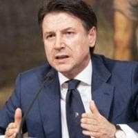 """Migranti, il premier Conte: """"La bozza Ue è solo un punto di partenza. I decreti sicurezza..."""