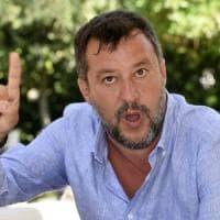 Caso Gregoretti e processo a Salvini, la Lega in piazza contro i giudici
