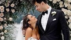 Elettra Lamborghini si è sposata con Afrojack: le immagini delle nozze