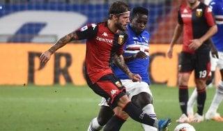 Genoa, dopo Perin positivo anche Schone: non è partito per Napoli
