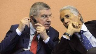 """Bach: """"Legge sport non rispetta Carta olimpica. Coni non conforme"""". Spadafora: """"Se Bielorussia è ok, figuriamoci l'Italia"""""""