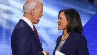 Joe Biden - Kamala Harris avanti nei sondaggi di dieci punti a un mese dal voto