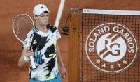 Roland Garros: avanti Sinner, Travaglia e Cecchinato