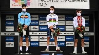 Ciclismo, Mondiali: trionfa la Francia con Alaphilippe. Italiani, una delusione