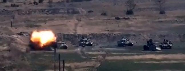Azerbaijan e Armenia sull'orlo della guerra: almeno 23 vittime