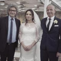 Maria Moroni, la prima pugile si è sposata: Riccardo Cucchi il celebrante