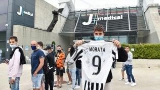 Né Dzeko, né Morata: duello tra fantasmi alla prova del 9