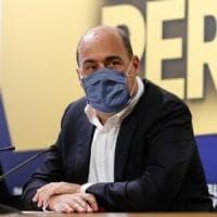 Pd, vertice tra Zingaretti e i ministri dem su Recovery e governo