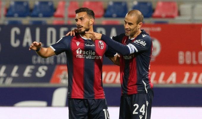 Bologna-Parma 4-1: i rossoblù dilagano con Soriano, Liverani ancora a zero