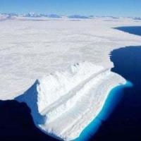 Allarme dai satelliti: stanno crollando i ghiacciai in Antartide
