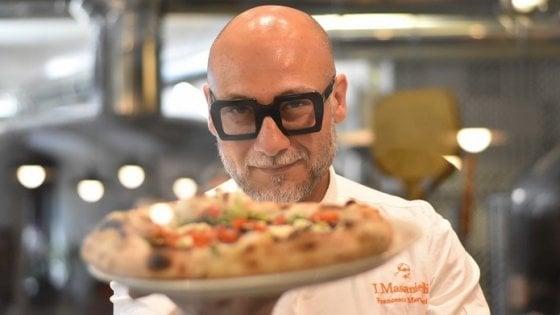 La migliore pizzeria del mondo è a Caserta: I Masanielli di Francesco Martucci